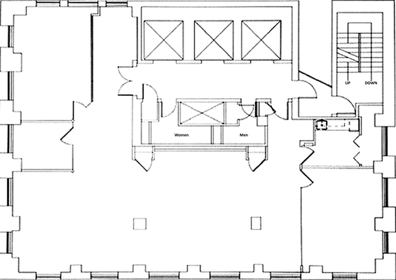 Office Space Floor Plans
