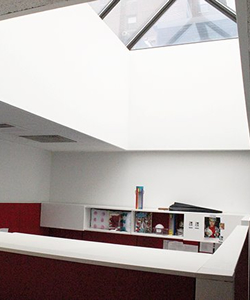 Class A Office Space With A Skylight
