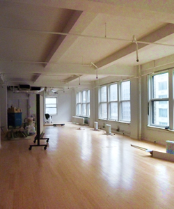 Commercial Loft With New Floors