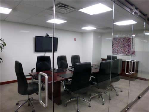 Conference Room within an Office
