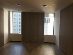 Empty Private Office