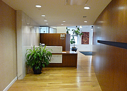 Financial District Sublet Office Space