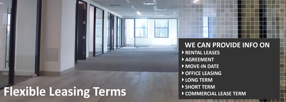 Flexible Leasing Terms Footer