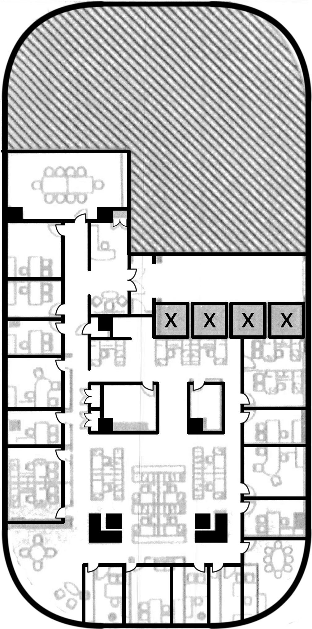 floor-plans-45th-street-office-for-lease
