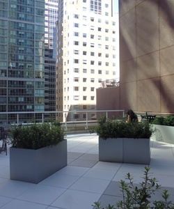 Office Terrace in Manhattan