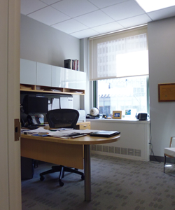 Park Avenue Private Office