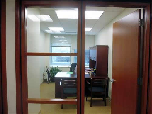 Private Windowed Office Downtown Manhattan