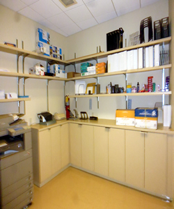 Small Office Mailroom