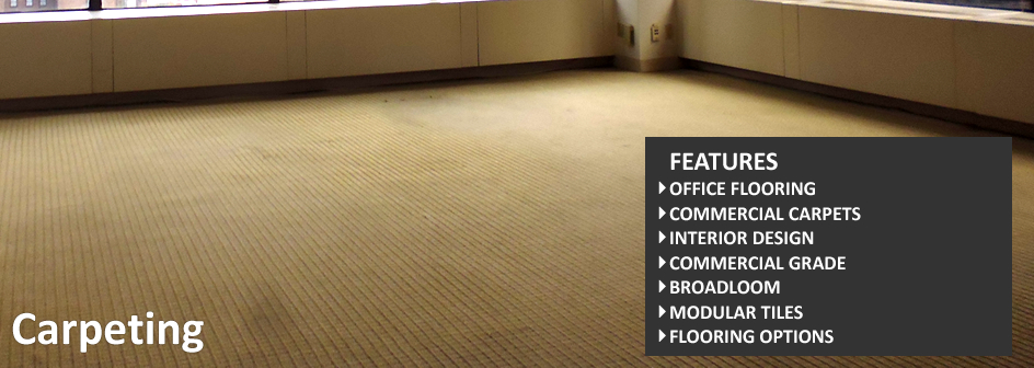 Carpeting Information Footer