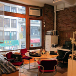 chelsea commercial loft for rent