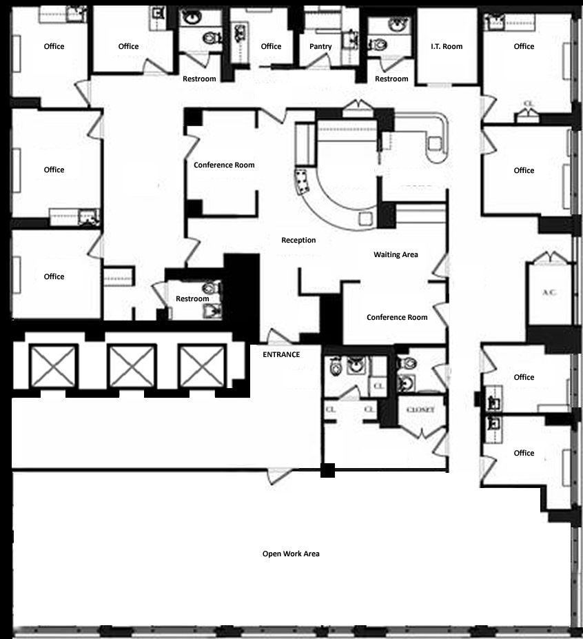 floor-plans-40th-street-office-space-for-rent