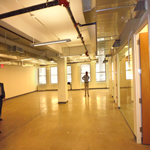 penn station commercial loft space
