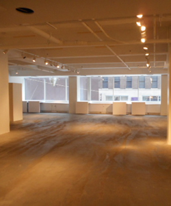 Raw Commercial Loft Space